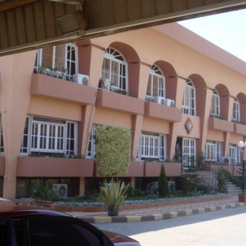 Capitals Tax Building