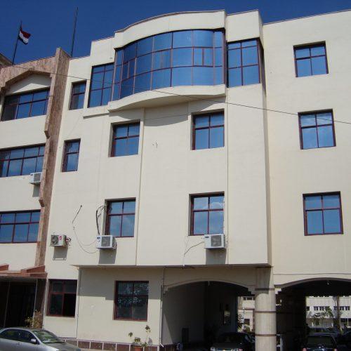 OLD Management building